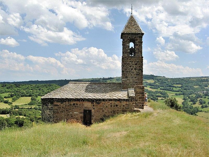 Photo du Monument Historique Chapelle de Brionnet situé à Saurier