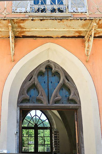 Photo du Monument Historique Ancienne église dite Chapelle Notre-Dame du Bois situé à Sauxillanges