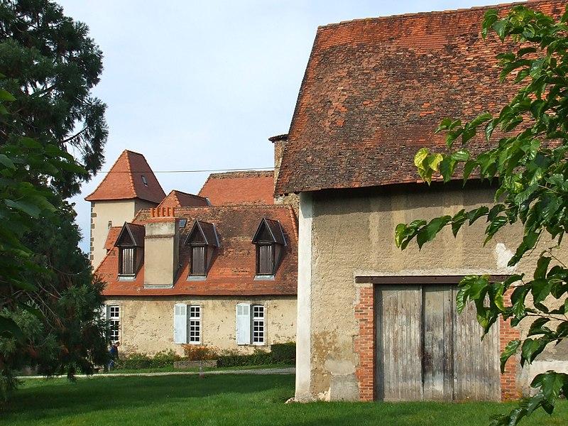Photo du Monument Historique Château de Franc-Séjour situé à Thiers