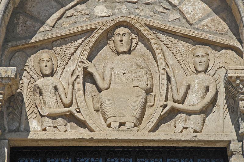 Photo du Monument Historique Eglise Saint-Limin (ou Saint-Martin) situé à Thuret