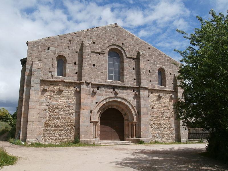 Photo du Monument Historique Ancienne abbaye de Bellaigue situé à Virlet