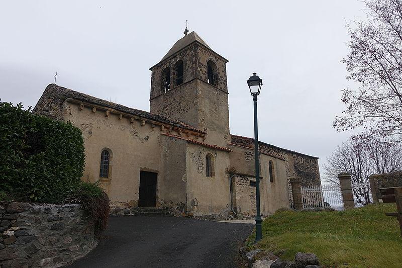 Photo du Monument Historique Eglise Sainte-Foy situé à Chalus