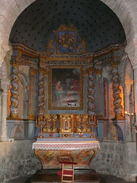 Photo du Monument Historique Eglise Saint-Pierre situé à Bagnols