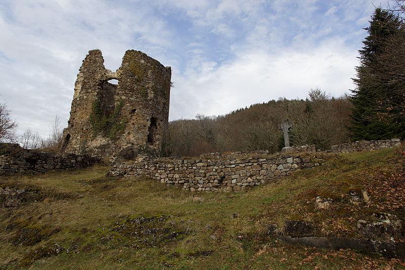 Photo du Monument Historique Chartreuse du Port-Sainte-Marie situé à Chapdes-Beaufort