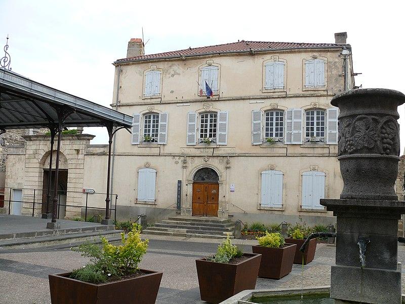 Photo du Monument Historique Maison Rudel du Miral situé à Chauriat