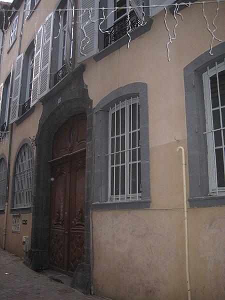 Photo du Monument Historique Chapelle de l'évêché situé à Clermont-Ferrand