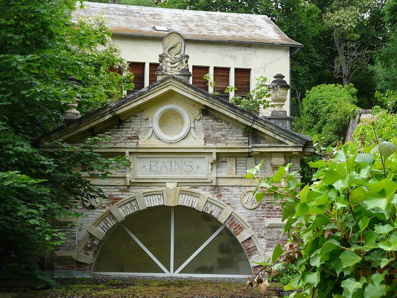 Photo du Monument Historique Thermes du Mont Cornadore situé à Saint-Nectaire