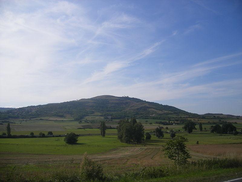 Photo du Monument Historique Oppidum de Gergovie situé à La Roche-Blanche