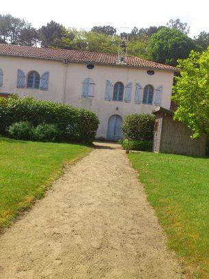 Photo du Monument Historique Ancien Cloître des Dominicains de Collioure situé à Anglet