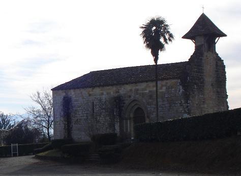 Photo du Monument Historique Commanderie de Caubin situé à Arthez-de-Béarn