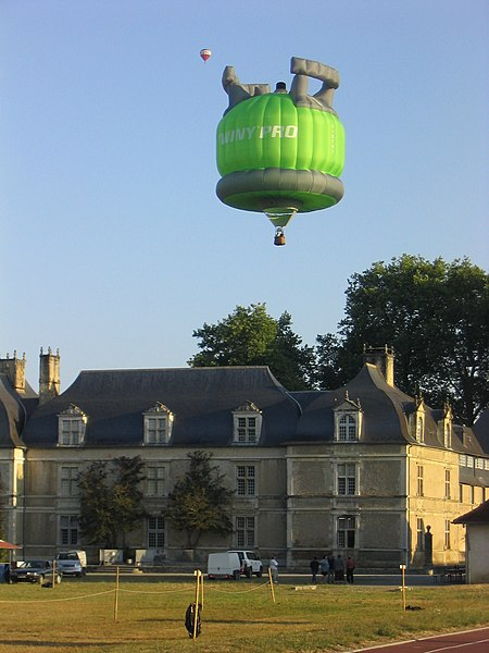 Photo du Monument Historique Château situé à Audaux
