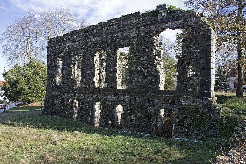 Photo du Monument Historique Château de Marracq situé à Bayonne