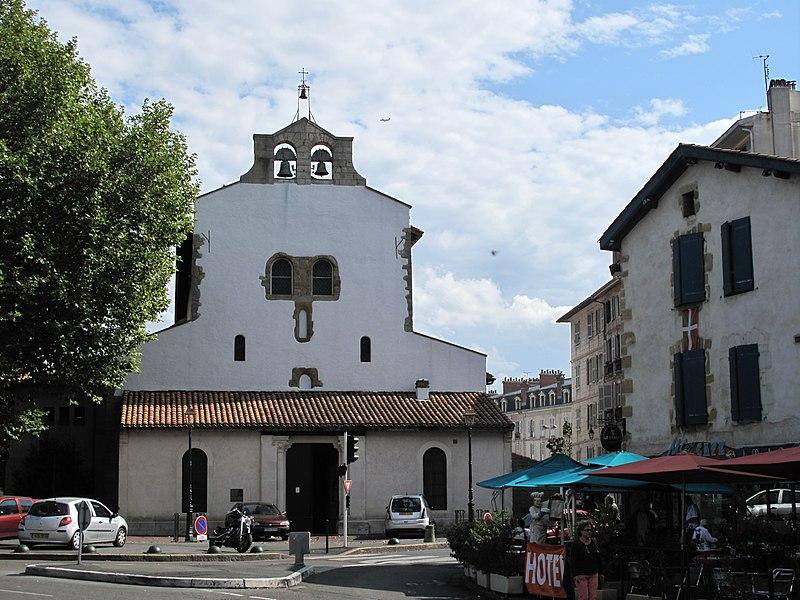 Photo du Monument Historique Eglise Saint-Esprit situé à Bayonne