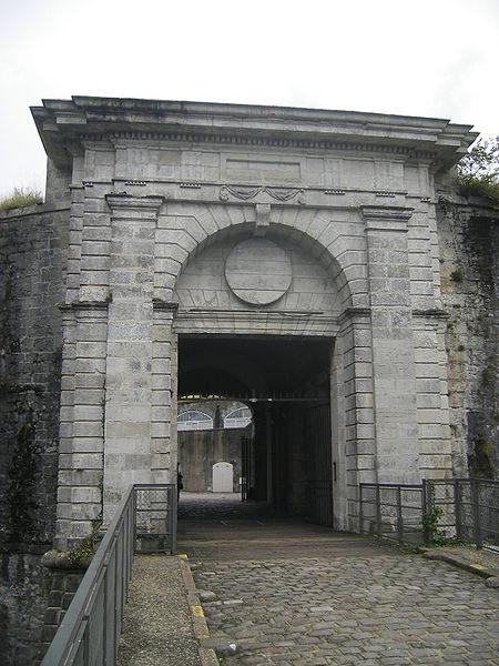 Photo du Monument Historique Fortifications situé à Bayonne