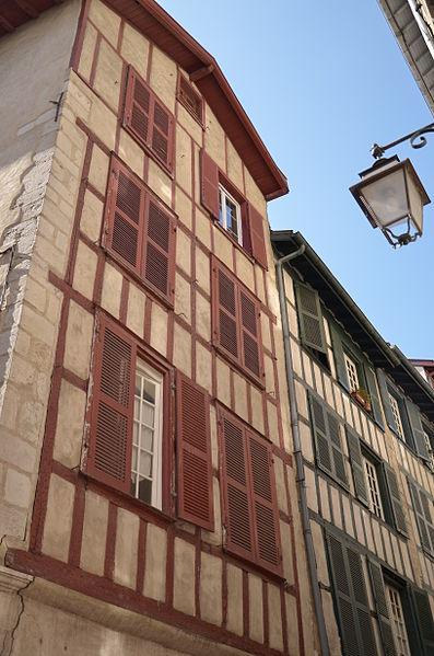 Photo du Monument Historique Immeuble situé à Bayonne