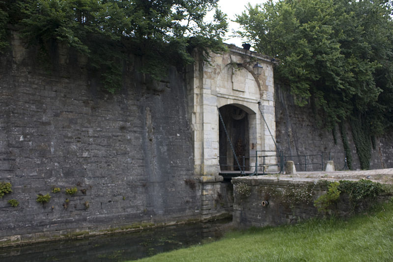 Photo du Monument Historique Remparts du Petit Bayonne situé à Bayonne