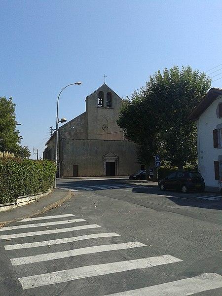 Photo du Monument Historique Eglise Saint-Martin situé à Biarritz