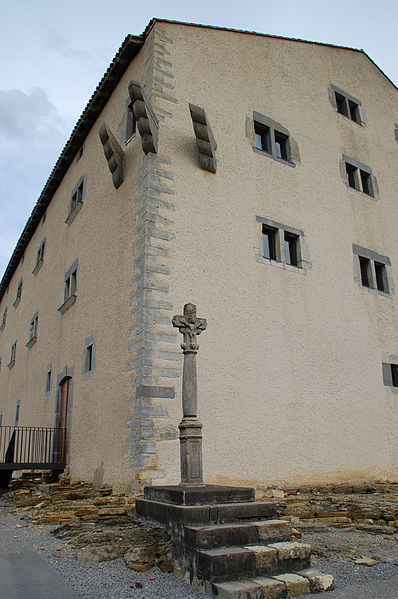 Photo du Monument Historique Croix de carrefour situé à Irissarry