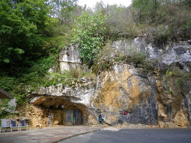 Photo du Monument Historique Site archéologique des grottes d'Isturits, d'Oxocelhaya et d'Erberua (également sur commune de Saint-Martin-d'Arberoue) situé à Isturits