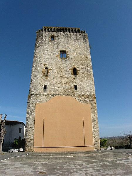 Photo du Monument Historique Tour situé à Labastide-Villefranche