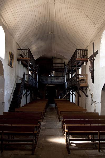 Photo du Monument Historique Eglise Notre-Dame situé à Lahonce