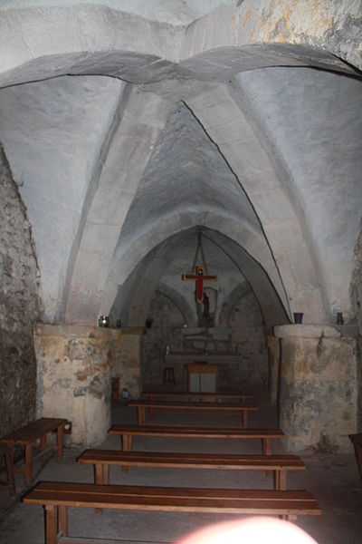 Photo du Monument Historique Chapelle de Gabas situé à Laruns