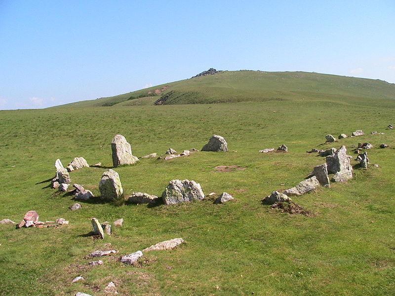 Photo du Monument Historique Cromlechs d'Ilarrita ou d'Okabe situé à Lecumberry