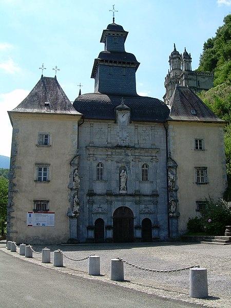 Photo du Monument Historique Chapelle Notre-Dame situé à Lestelle-Bétharram