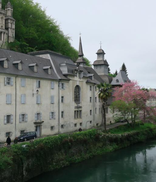 Photo du Monument Historique Chapelle du bienheureux Saint-Michel-Garicoïtz situé à Lestelle-Bétharram