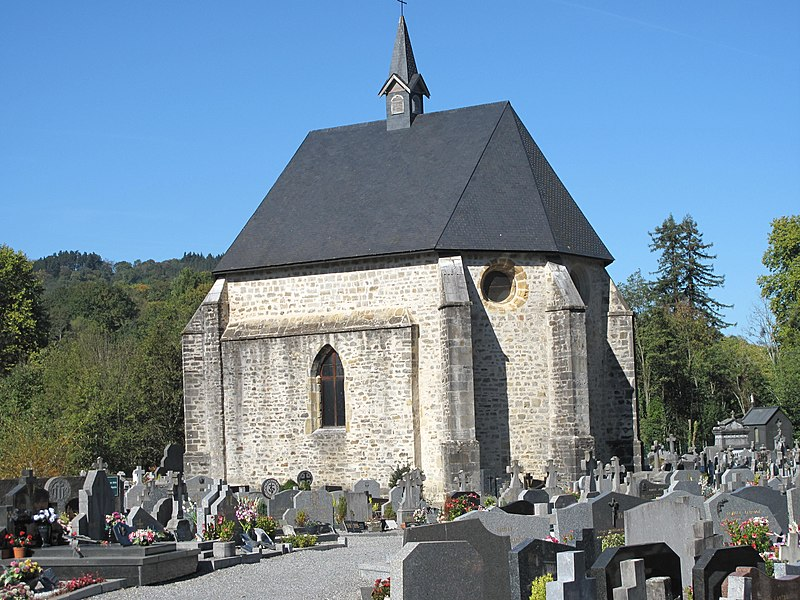 Photo du Monument Historique Chapelle Saint-Jean-de-Berraute situé à Mauléon-Licharre