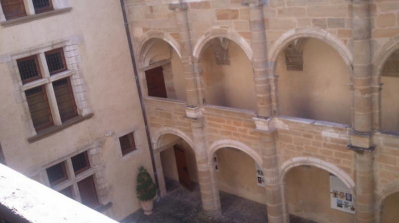 Photo du Monument Historique Maison carrée ou de Jeanne d'Albret situé à Nay