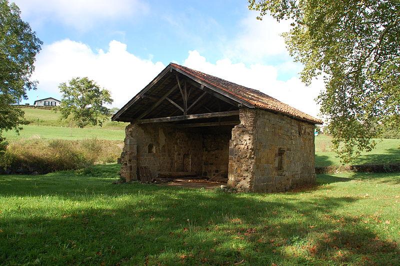 Photo du Monument Historique Chapelle Saint-Blaise situé à Saint-Jean-le-Vieux