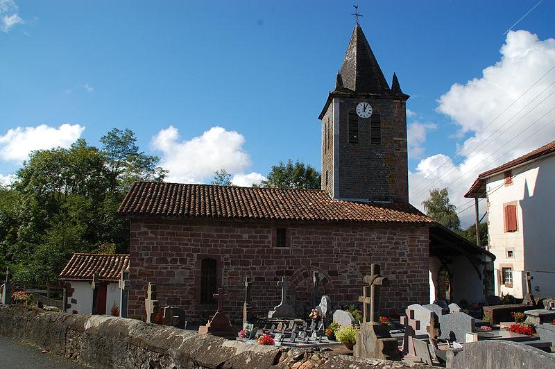 Photo du Monument Historique Eglise de la Magdeleine situé à Saint-Jean-le-Vieux