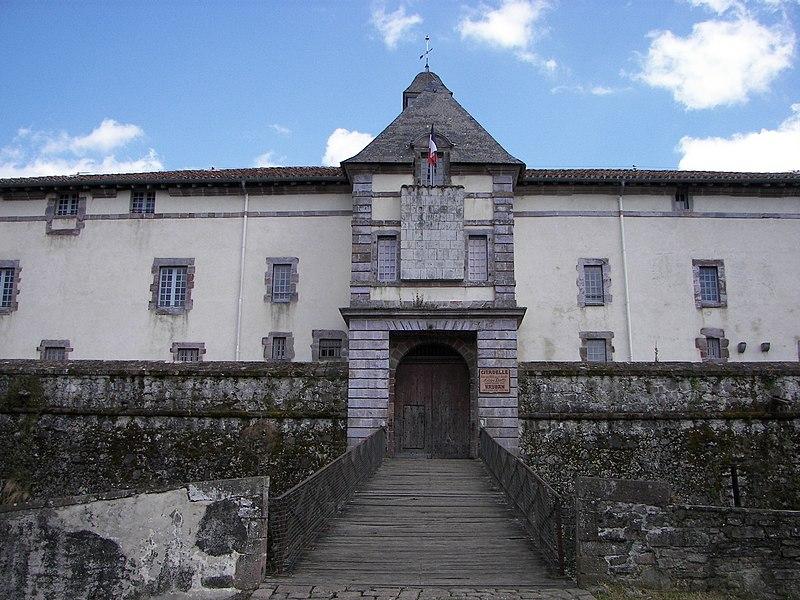Photo du Monument Historique Citadelle situé à Saint-Jean-Pied-de-Port