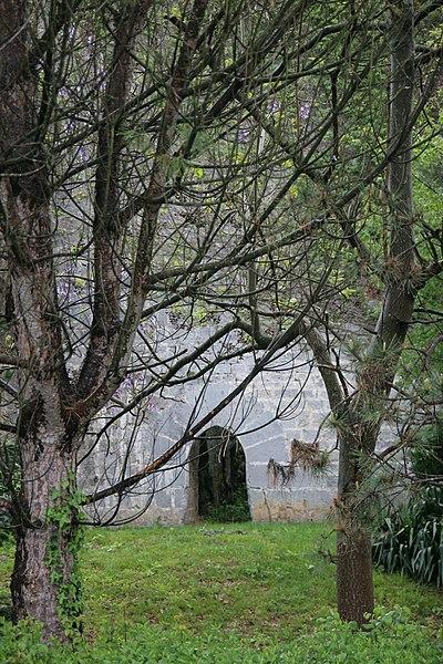 Photo du Monument Historique Château situé à Saint-Pée-sur-Nivelle