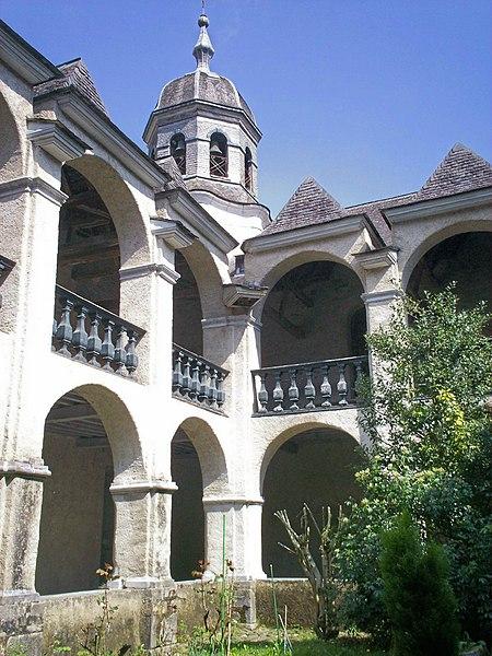 Photo du Monument Historique Eglise de Sarrance situé à Sarrance