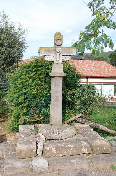 Photo du Monument Historique Croix de chemin situé à Suhescun