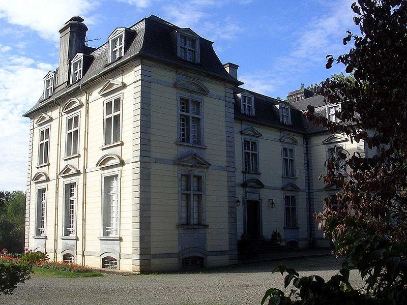 Photo du Monument Historique Château de Trois-Villes dit «d'Eliçabea» situé à Trois-Villes
