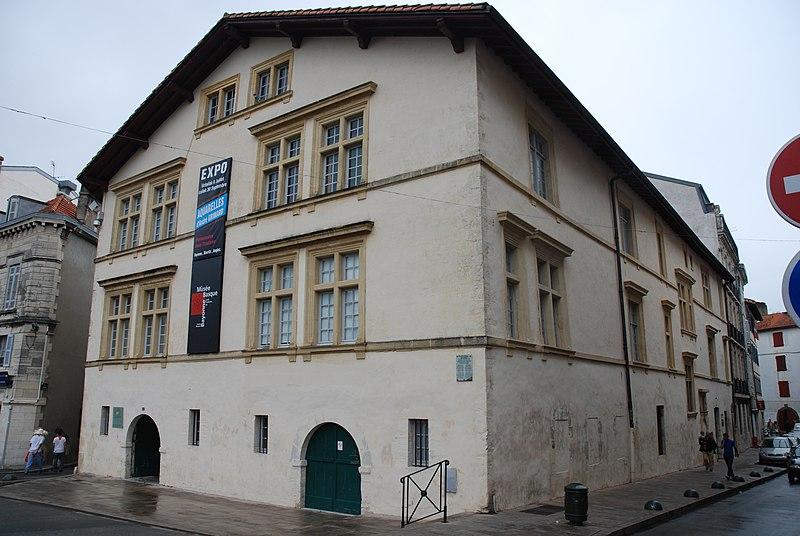 Photo du Monument Historique Maison dite de Dagourette ou Musée Basque situé à Bayonne
