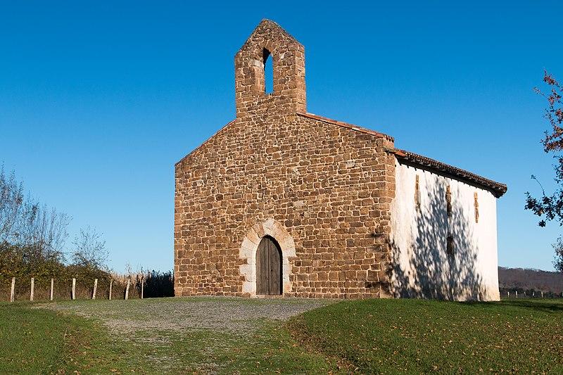 Photo du Monument Historique Chapelle de pélerinage Saint-Sauveur situé à Jatxou