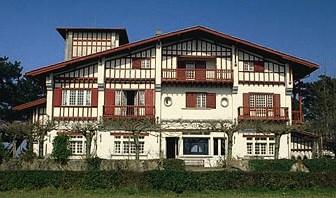 Photo du Monument Historique Villa Mendichka situé à Urrugne
