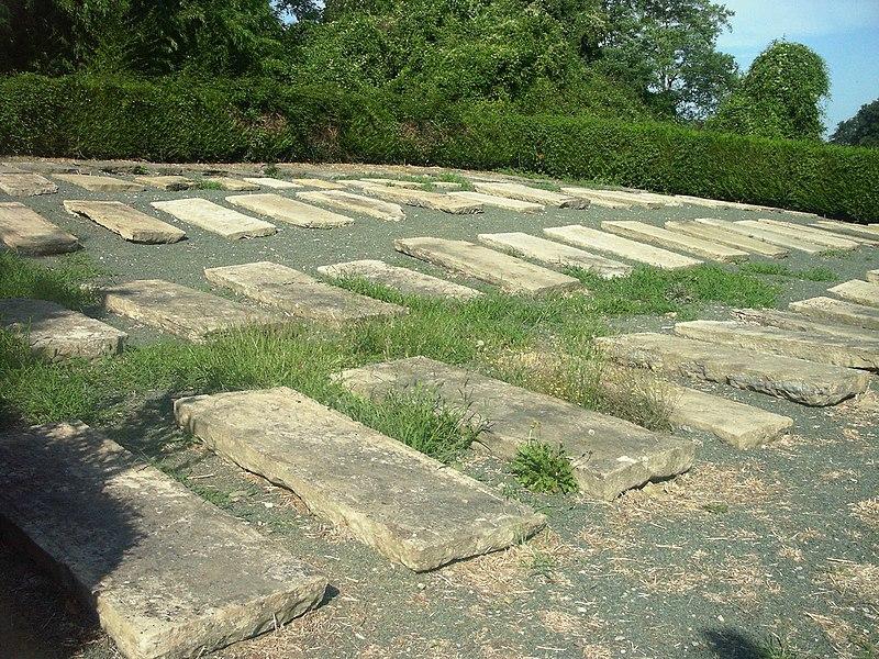 Photo du Monument Historique Cimetière israélite situé à Bidache