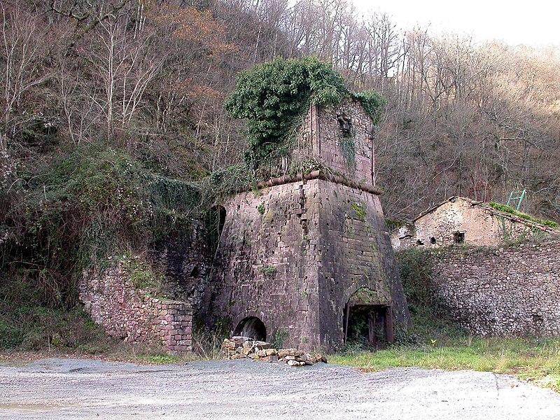 Photo du Monument Historique Mine de Banca situé à Banca