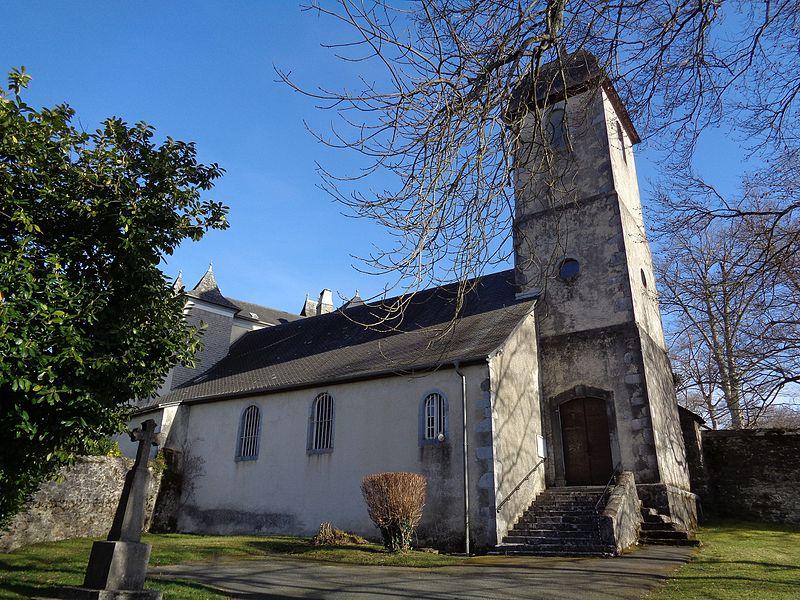 Photo du Monument Historique Eglise Saint-Pierre situé à Sévignacq-Meyracq