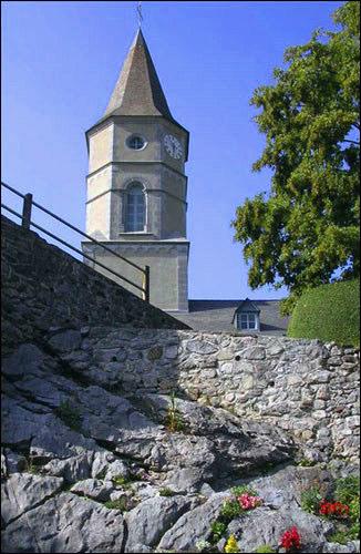 Photo du Monument Historique Eglise Saint-Polycarpe situé à Castet