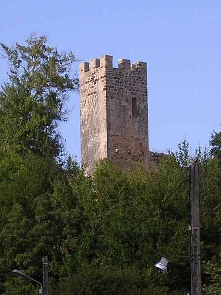 Photo du Monument Historique Ancien château de Sault situé à Sault-de-Navailles
