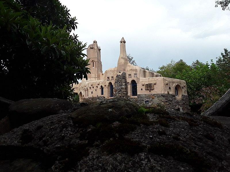 Photo du Monument Historique Maison de Ferdinand Pinney Earle situé à Ascain