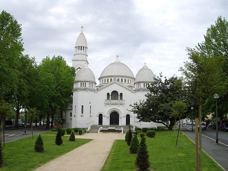 Photo du Monument Historique Eglise Saint-Joseph situé à Pau