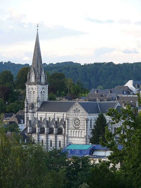Photo du Monument Historique Eglise Notre-Dame situé à Oloron-Sainte-Marie