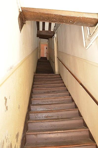 Photo du Monument Historique Maison Lapeyre situé à Bayonne